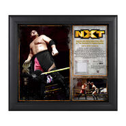Samoa Joe NXT Champion 15 x 17 Photo Collage Frame