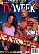 TV Week Magazine June 2001 Issue