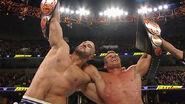 Tyson Kidd and Cesaro - WWE Tag Team Champions