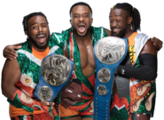 10 New Day SmackDown Tag Champions