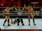 June 7, 2010 Monday Night RAW results