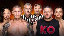 COC 2017 Nakamura Orton v Owens Zayn