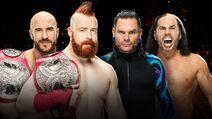 GBOF Sheamus Cesaro Hardy Boyz