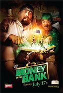 MITB 2011 Official Poster