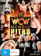 The Very Best Of WCW Monday Nitro DVD cover