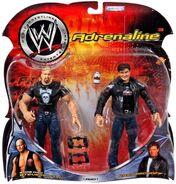WWE Adrenaline Series 3 Stone Cold & Eric Bischoff