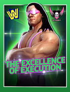 WWE Champions Poster - 013 BretHartPink