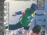 2002 WWF All Access (Fleer) Jeff Hardy (No.10)