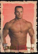 2004 WWE Chaos (Fleer) Lance Storm 14