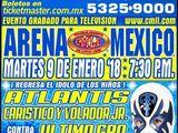 CMLL Martes Arena Mexico (January 9, 2018)
