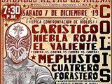 CMLL Sabados De Coliseo (December 7, 2019)