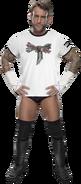 CM Punk arrow tshirt
