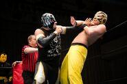 Estrella Executive Committee-Stardom-Tokyo Gurentai Produce Lucha Libre Estrella Fiesta 7