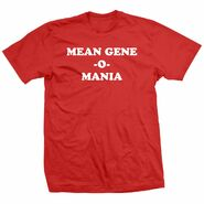 Gene Okerlund Mean Gene Mania T-Shirt
