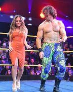 Kayla Braxton & Eric Bugenhagen - WWENXT2019 - DyP7XmKW0AE6jli