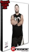 Kevin Owens - WWE 16x20 Canvas Print