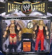 Kevin nash classic figure