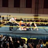 NXT House Show (July 30, 15') 3