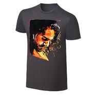 Seth Rollins Rob Schamberger Art Print T-Shirt
