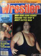 The Wrestler - July 1986