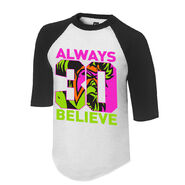 Ultimate Warrior 30 Years Special Edition Raglan T-Shirt