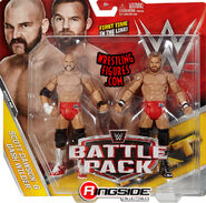 WWE Battle Packs 45 The Revival