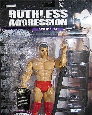 WWE WWF Ruthless Aggression  THE MIZ Action Figure
