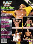 WWF February 1990 Survivor Series results