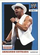 2008 WWE Heritage IV Trading Cards (Topps) Armando Estrada 1