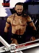 2017 WWE (Topps) Then, Now, Forever Neville 130