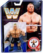 Brock Lesnar - WWE Wrestling Retro