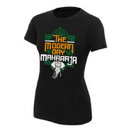 Jinder Mahal Modern Day Maharaja Women's Authentic T-Shirt