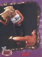 2002 WWE Absolute Divas (Fleer) Terri 37