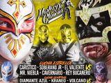 CMLL Guadalajara Martes (October 15, 2019)