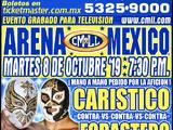 CMLL Martes Arena Mexico (October 8, 2019)