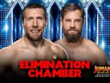 Elimination Chamber 2020/Image gallery