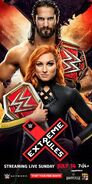 Extreme Rules 2019 Poster