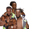 New Day WWE Tag Team Champions