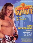 Royal Rumble 1997 Poster