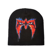 Ultimate Warrior Knit Beanie Hat