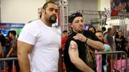 WrestleMania 31 Axxess - Day 4.4