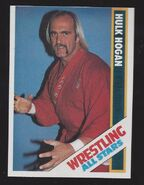1985 Wrestling All Stars Trading Cards Hulk Hogan 1