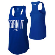 CENA Training Earn It Women's Racerback Tank Top