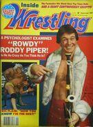 Inside Wrestling - September 1985