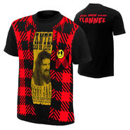 Mick Foley shirt 1