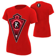 Ricochet Superheroes R Real Women's Authentic T-Shirt