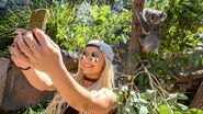 Superstars visit Sydney Zoo.3