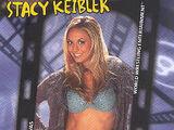 2002 WWE Absolute Divas (Fleer) Stacy Keibler (No.84)