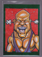 2013 TNA Impact Wrestling Live Trading Cards (Tristar) Kurt Angle 104