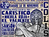 CMLL Sabados De Coliseo (November 30, 2019)